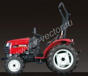 трактор Shibaura ST330