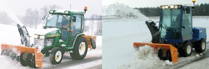 Снегоотбрасыватели: Hydromann 1200 S, Hydromann1500 S