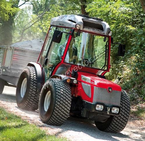 Трактор Antonio Carraro TRX 6400